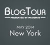Blog Tour New York
