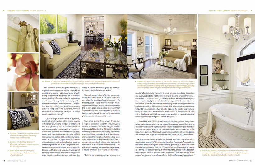 Lakeshore Living pages 12-13