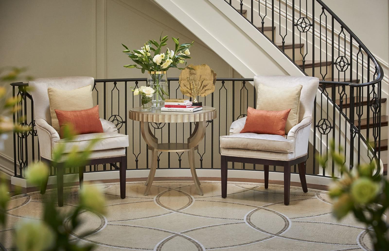 Regina Sturrock Design Inc burlington interior design project: chateauesque jewel