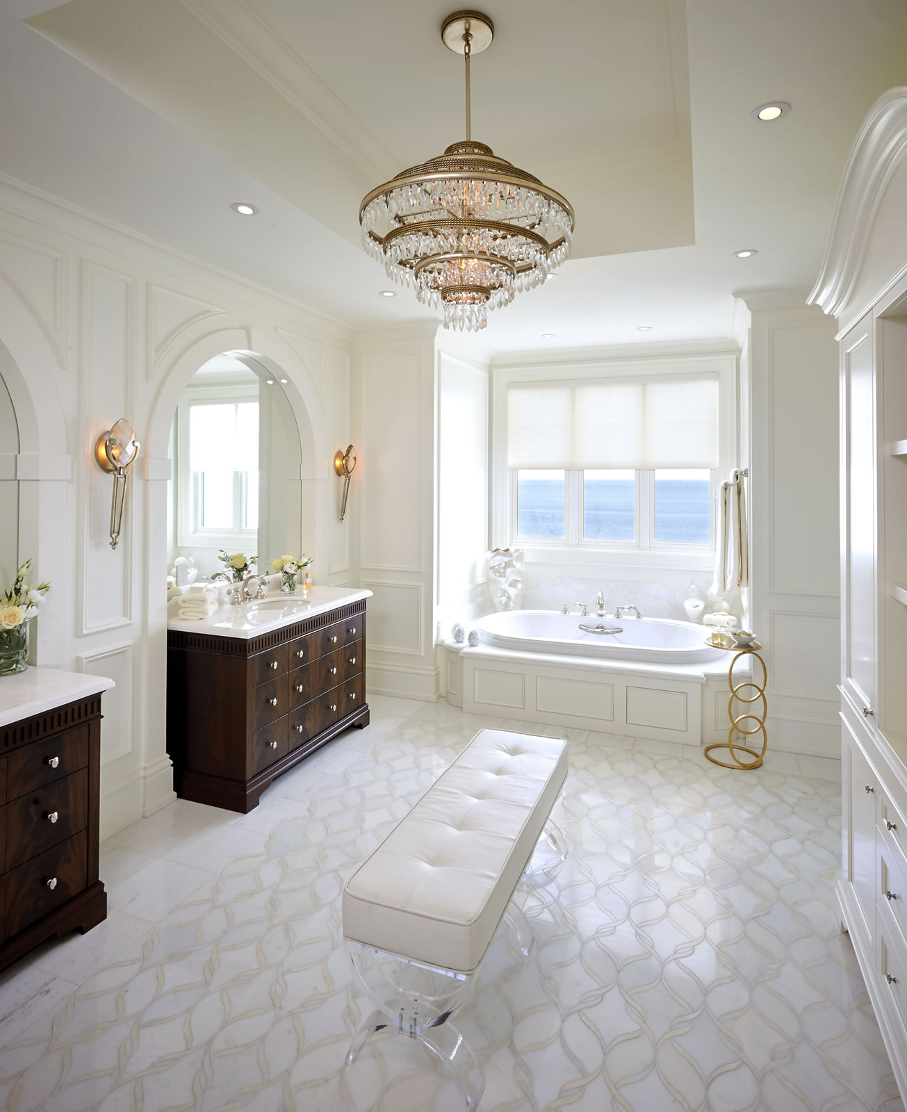 Burlington interior design project chateauesque jewel for Interior designs regina